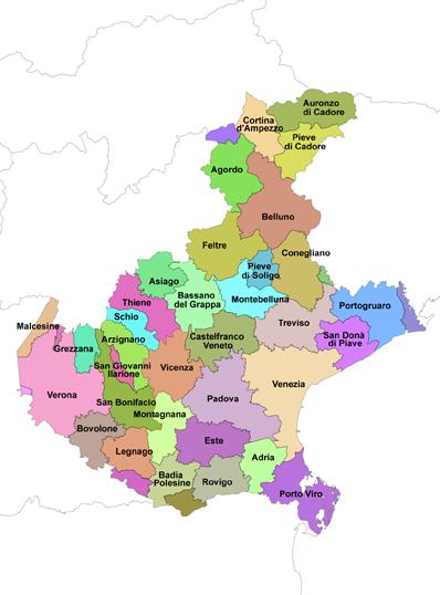 Veneto - Mobilifici padova e provincia ...