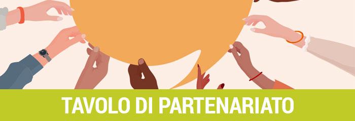 Tavolo di Partenariato