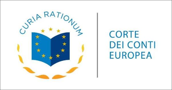 Logo Corte dei conti europea