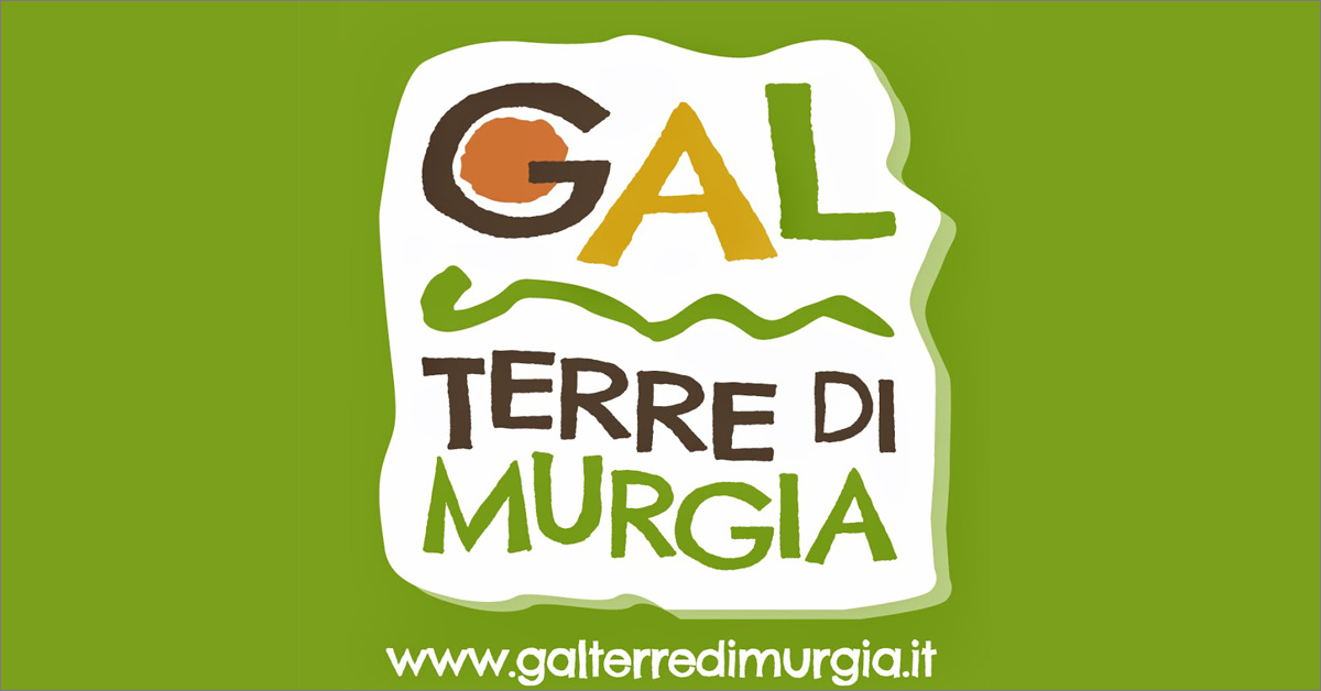 Logo GAL Terre di Murgia