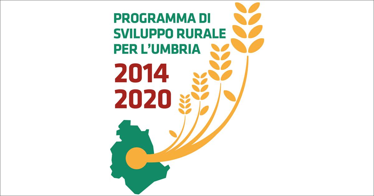 Logo PSR 2014-2020 Regione Umbria
