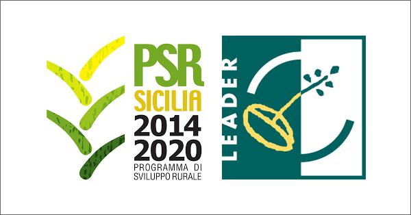 logo PSR Sicilia e logo Leader
