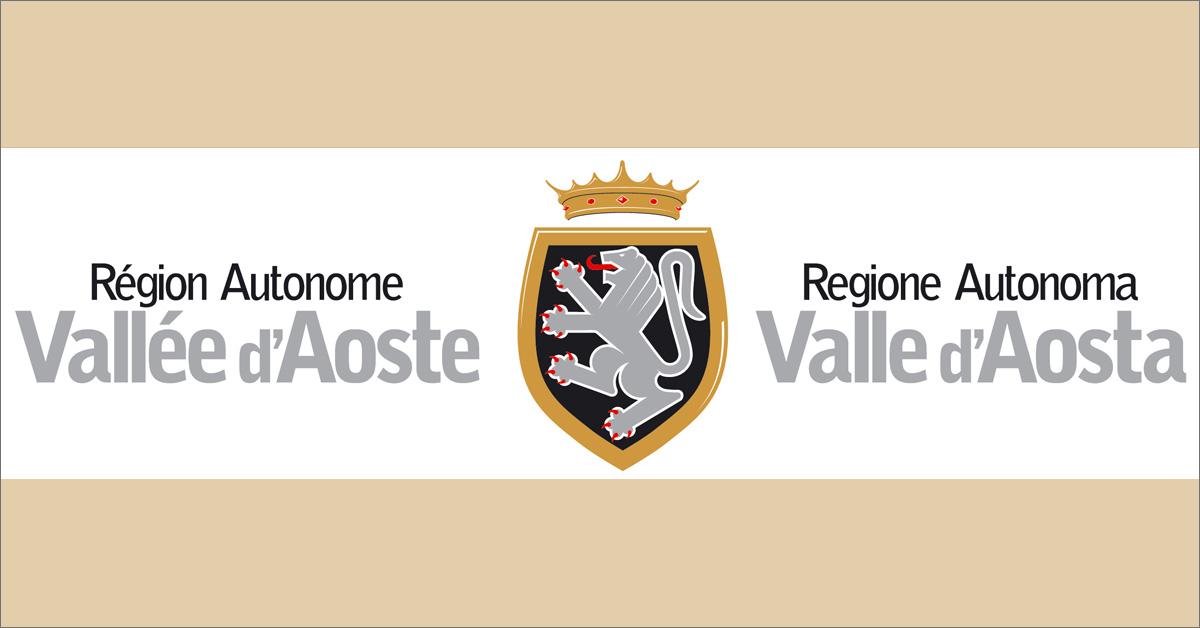 Logo Regione Valle d'Aosta