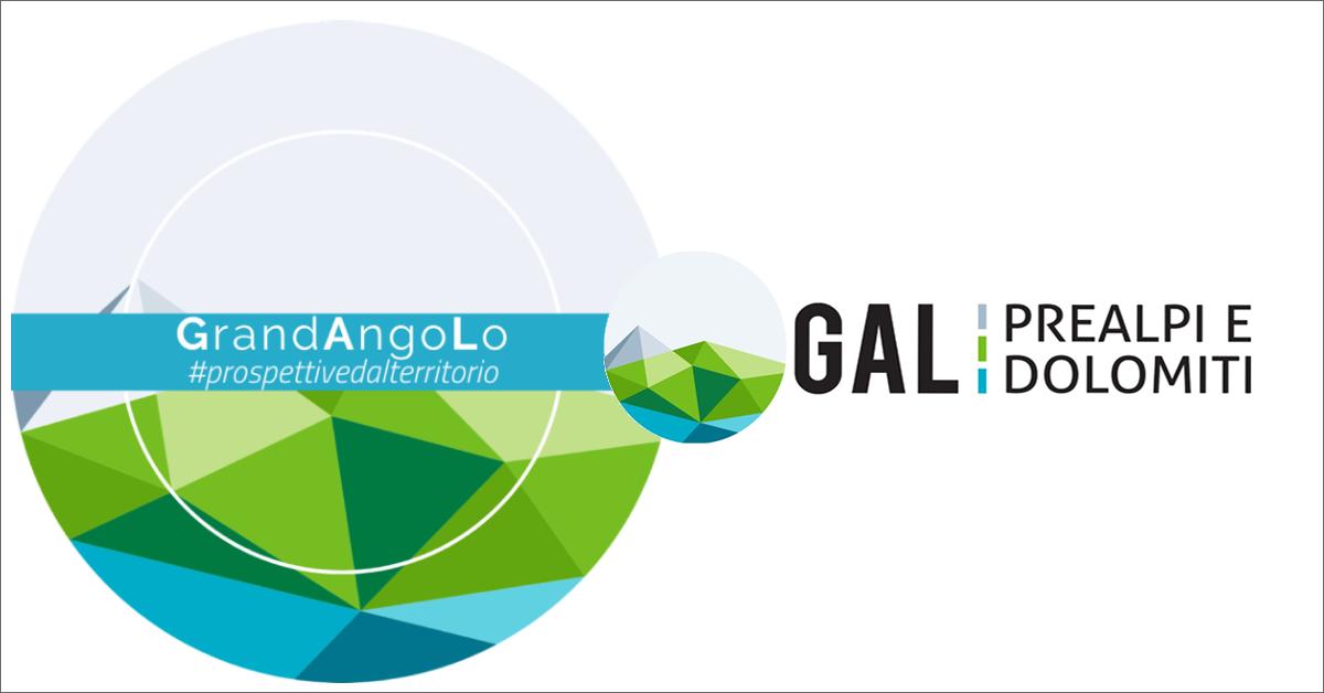 immagine progetto e logo GAL