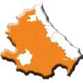 cartina Regione Abruzzo
