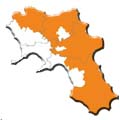 Cartina Regione Campania