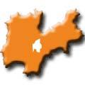 Cartina Provincia Autonoma di Trento