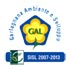 logo GAL Garfagnana Ambiente e Sviluppo