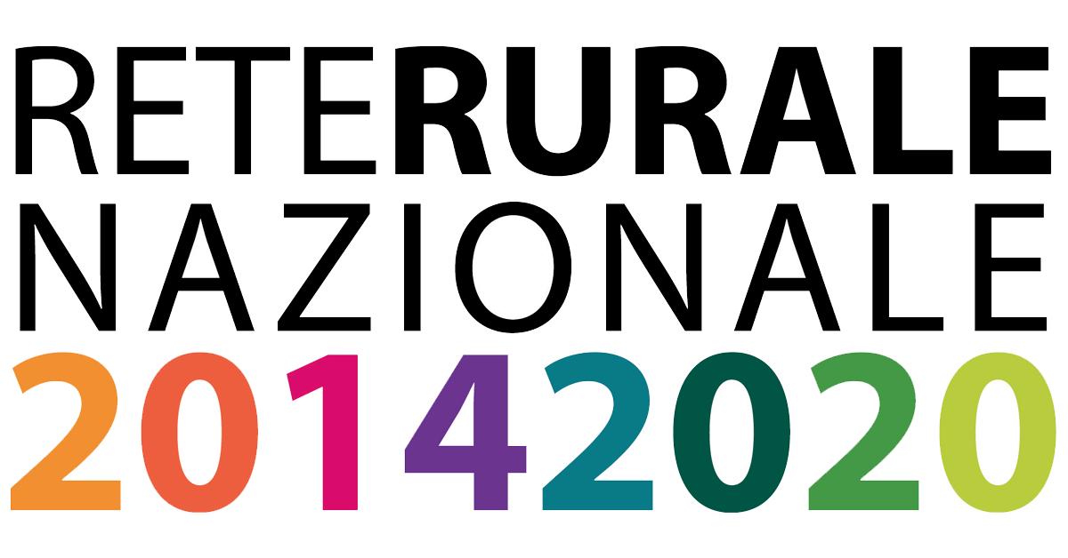 Logo Rete Rurale nazionale