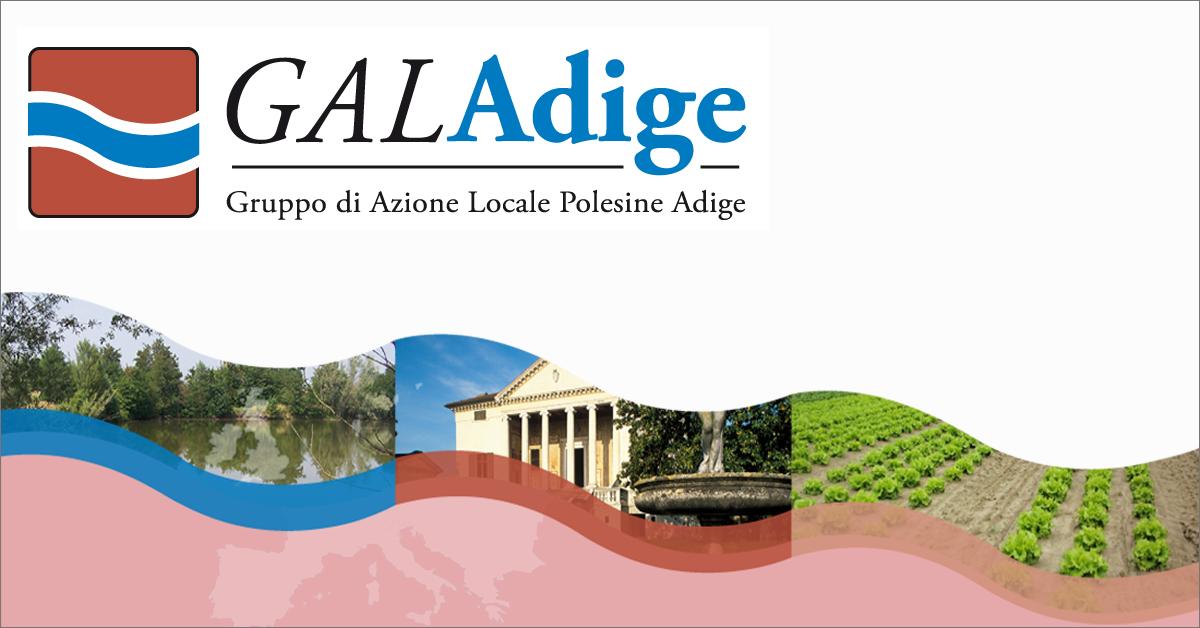 Logo GAL Polesine Adige