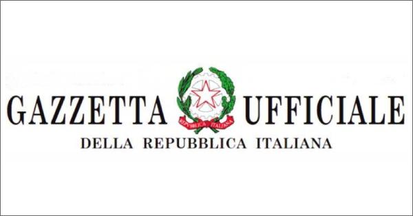 logo Gazzetta Ufficiale repubblica italiana