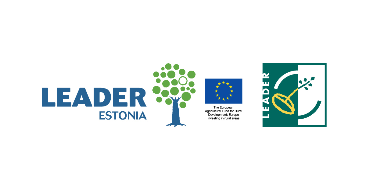 Logo Leader Estonia